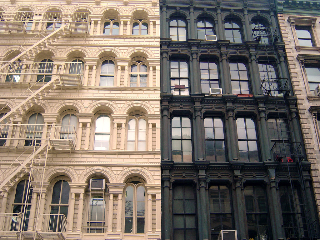 Apartment Buildings In Soho New York Pictures