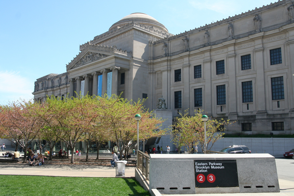 a history of the brooklyn museum