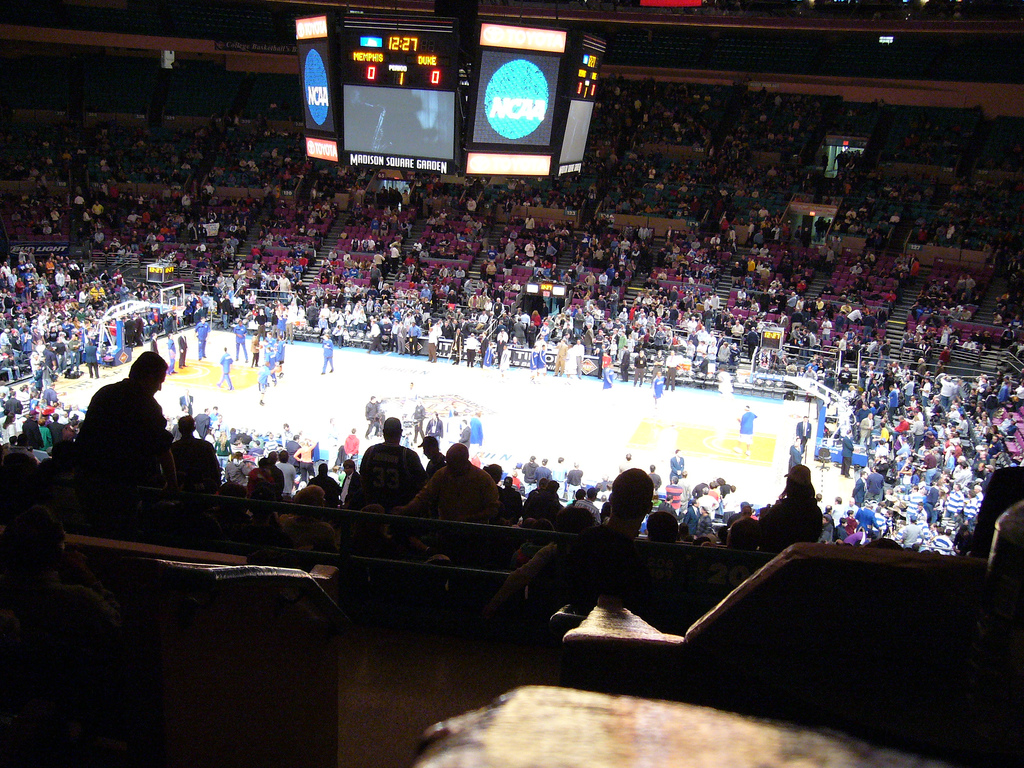 The Madison Square Garden Bowl Was A 72 000 Seat Outdoor