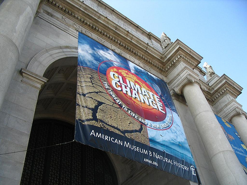 Banner Announcing The