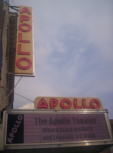Come See The Next Up And Coming Stars At The Apollo Theater.