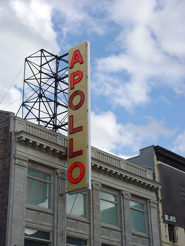 Located In Harlem, The Apollo Theater Is Renown For Supporting African-American Performers.