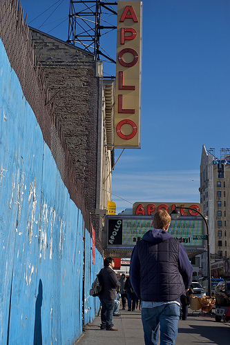 The Way Go To Apollo Theater