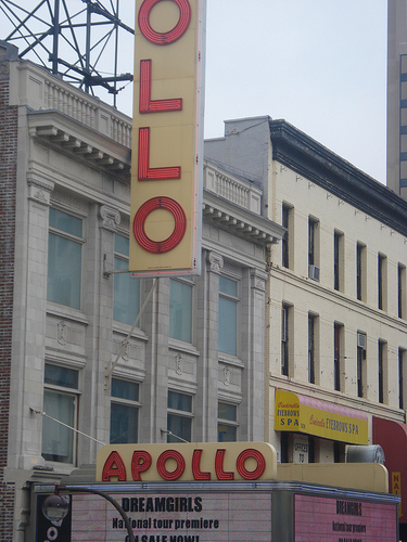 The Apollo Theatre In The Daylight