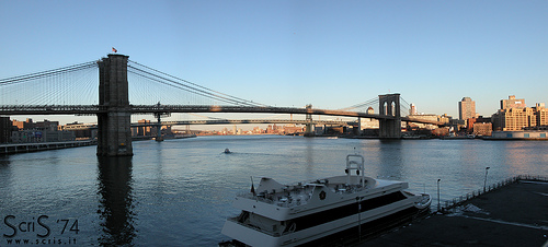 The Brooklyn Bridge Is One Of The Oldest Suspension Bridges In The United States