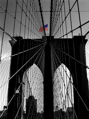 The Ever-unequalled Grandeur And Symmetry Of The Brooklyn Bridge
