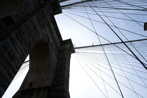 The Brooklyn Bridge 126 Years Of Architectural Beauty