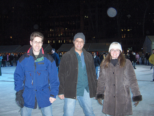 Many Will Enjoy Walking In The Snow At Bryant Park This Winter.