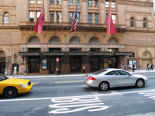 Carnegie Hall Is A Concert Venue In Midtown Manhattan In New York City