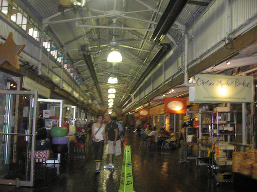 Do A Little Shopping And Enjoy Your Time At Chelsea Market.