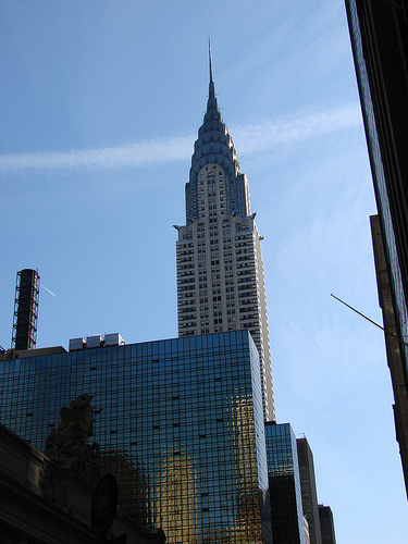 Photo Of The Chrysler Building Manhattan New York City