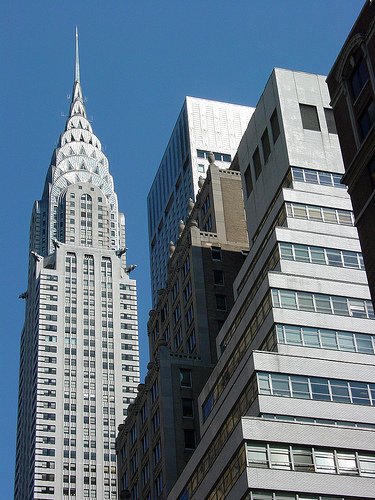 The Chrysler Building: The Graceful Lady Of New York Skyscrapers
