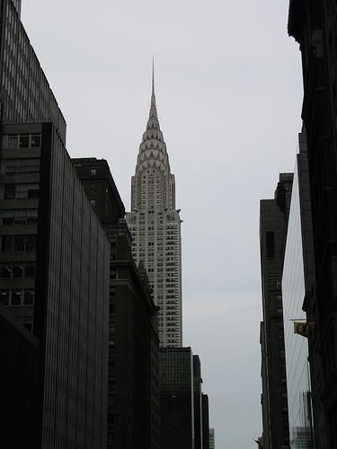 Yet Another View Of The Lovely And Unmistakable Chrysler Building
