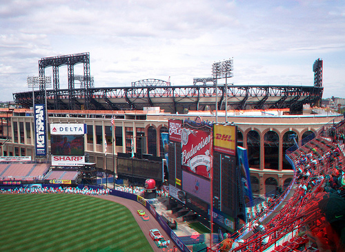 There's No Place Like Home (base) For The Mets At Citi Field!