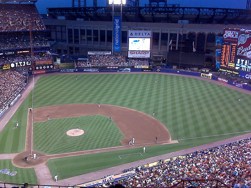 Citi Field Is A Stadium Located In Flushing Meadows??corona Park In The New York City