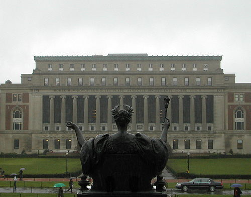 Columbia University: One Of Upper Manhattan's Great Temples Of Learning