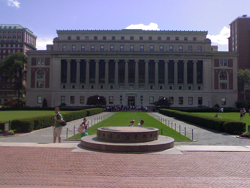 Take A Look At Columbus University, Makes You Want To Go Back To College.