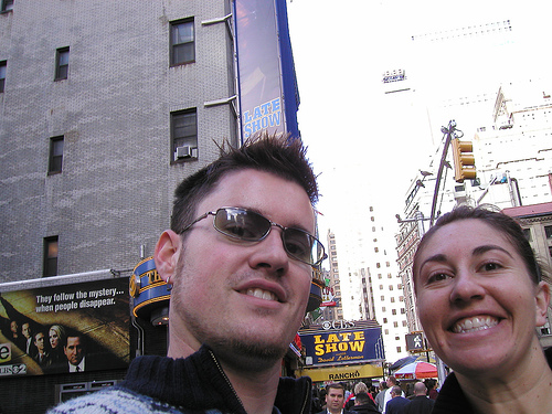 Enthusiastic Spectators Will Tell You About The Ed Sullivan Theater