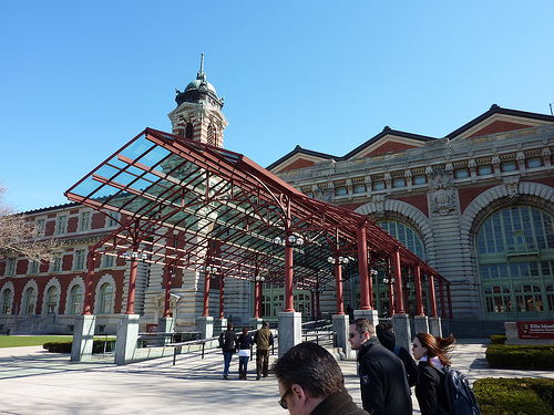 Take A Look At How Your Ancestors Got Here At Ellis Island.