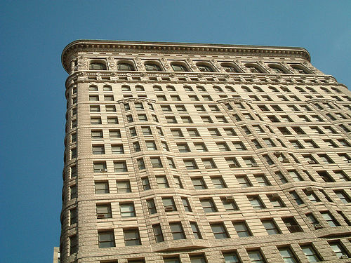 The Flatiron Building Is So Very Uniquely New York.