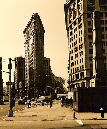 The Flatiron Building Is A Historic Venue