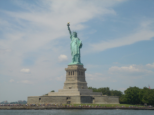 Statue Of Liberty Is Known By Every Person In The World