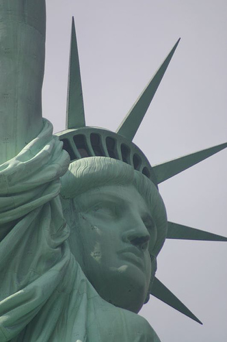 The Statue Of Liberty Is Officially Titled Liberty Enlightening The World.