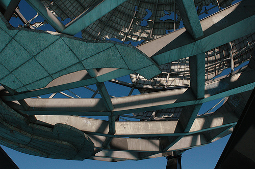 I Think That The People Who Built The Unisphere Are A Great Group Of Artist
