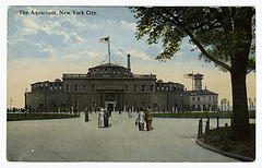 A Look Back At The New York Aquarium On Great Day.