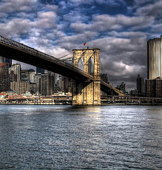 Brooklyn Is One Of The Five Boroughs Of New York City