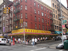 U Are Wrong! This Isn't China! U Are Looking At The Chinatown Neighborhood Of Manhattan