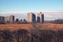 Co-op City, Located In The Baychester Section Of The Borough Of The Bronx In Northeast New York City,