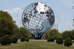Unisphere, Commissioned To Celebrate The Beginning Of The Space Age