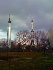 New York Hall Of Science Occupies One Of The Few Remaining Structures Of The 1964 New York World's Fair