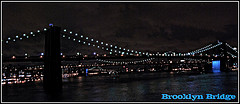 Brooklyn Bridge, Oldest Suspension Bridges In United States, stretching 5989 Feet