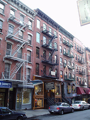 The Lower East Side Tenement Museum In Manhattan, From 1863 To 1935 An Estimated 7,000 People Lived Here