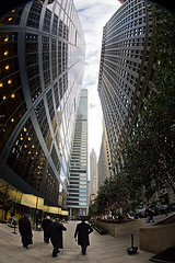 The Financial District Of New York City is A Neighborhood On The Southernmost Section Of Manhattan