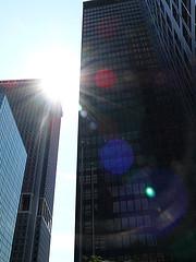 New York City - Financial District Downtown Manhattan