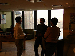 Meet With Your Advisor Here In The Financial District Of Manhattan.
