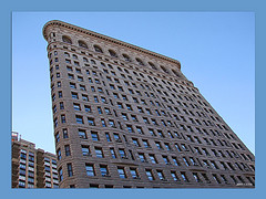 Flatiron Building Was Designed By Chicago's Daniel Burnham In The Beaux-arts Style