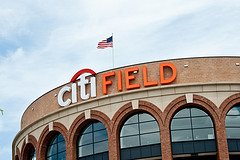 Looks Like A Great Day To Catch A Mets Game Here At Citi Field.