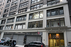 Garment District, Manhattan: Mood (2nd Floor) Provides The Fabrics Used On