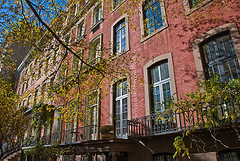 Gramercy Park is A Small, Fenced-in Private Park In The Gramercy Neighborhood Of Manhattan, New York city