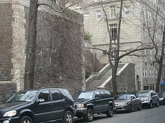 Harlem School Of Music; View From The Super Shuttle Outside The Harlem School .
