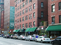 Lenox Hill, The Former German Hospital, Is Located In This Area. Its Renaming In July 1918