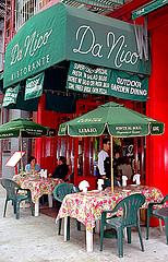 Little Italy Restaurant - Mulberry Street