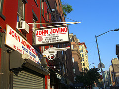 If You Feel Unsafe And Need Some Protection You Need To Come To John Jovino Gun Shop.