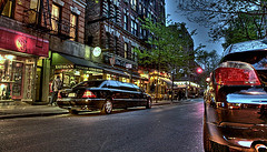 It Is Roughly Bounded By Allen Street, Lower East Side Is So Calm In This Picture