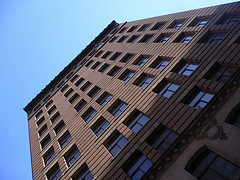 Look Up And Enjoy What Could Be Your Next Home Here In Lower Manhattan.