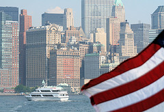 Lower Manhattan Is The Main Island And Center Of Business And Government Of The City Of New York